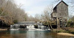 1823 Grist Mill photo